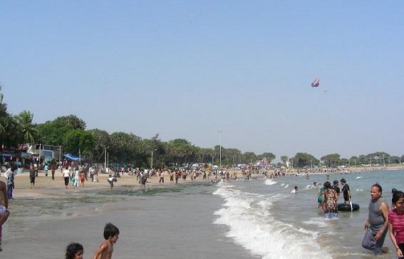 beaches in gujarat
