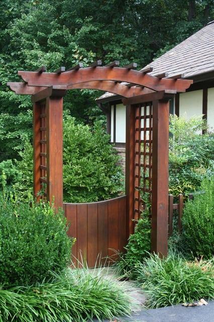 Designer Garden Gates