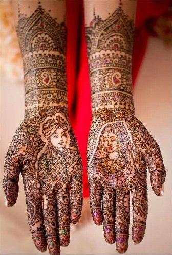 10 Beautiful Marathi Mehndi Designs with Images