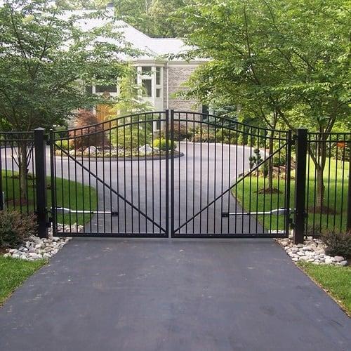 Readymade Wrought Iron Gates