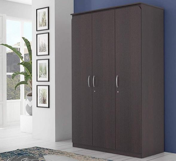 Latest 3 Door Wardrobe Designs