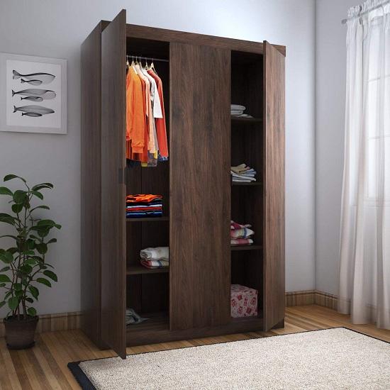 Modern 3 Door Wardrobe Designs