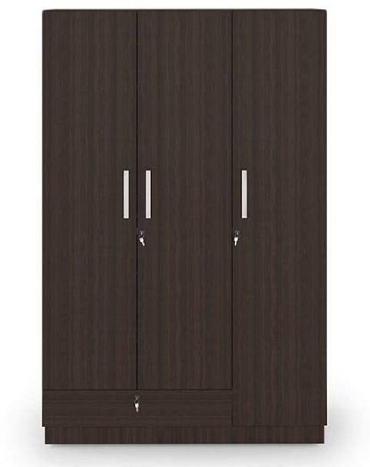 3 door wardrobe designs india