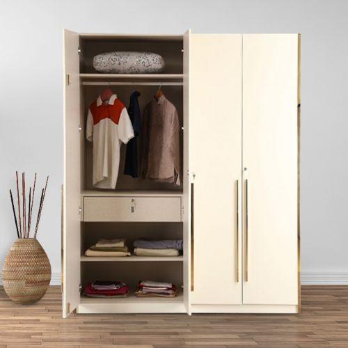 4 door wardrobe designs for bedroom
