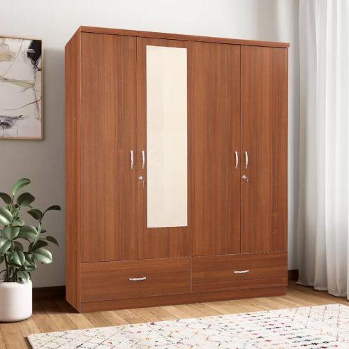 modular 4 door wardrobe