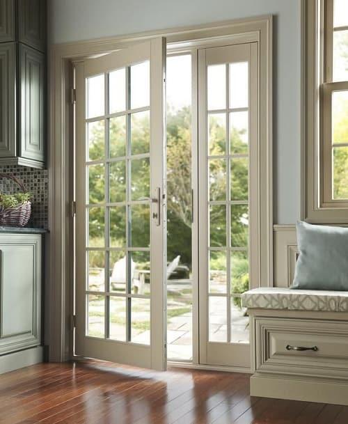 Glass Back Door Designs