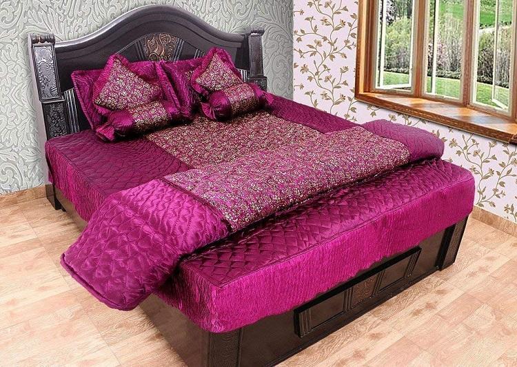 comforter bed sheet set