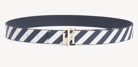 Tommy Hilfiger Striped Belt