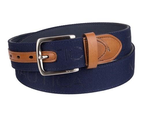 Tommy Hilfiger Canvas Belt