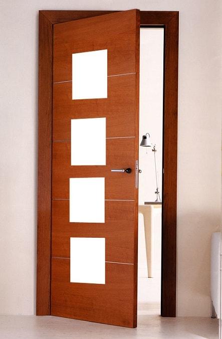 Bathroom Door Frame