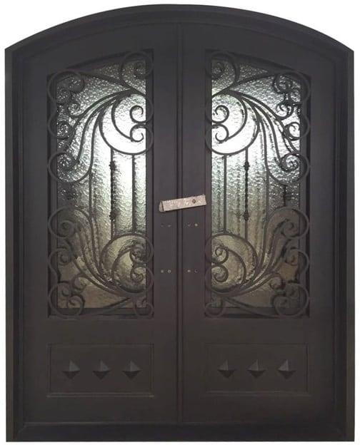 Iron Door Frame