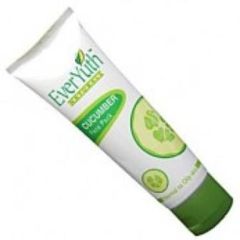 Everyuth Naturals Rejuvenating Cucumber and Aloe Vera Face Pack