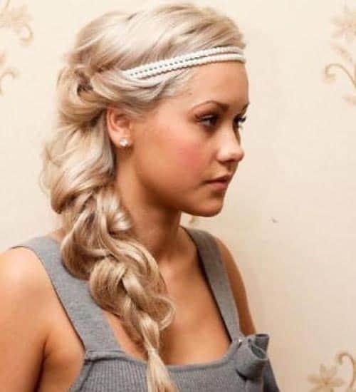 Goddess Braid Hairstyles 1