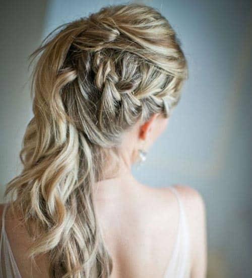 Goddess Braid Hairstyles 6