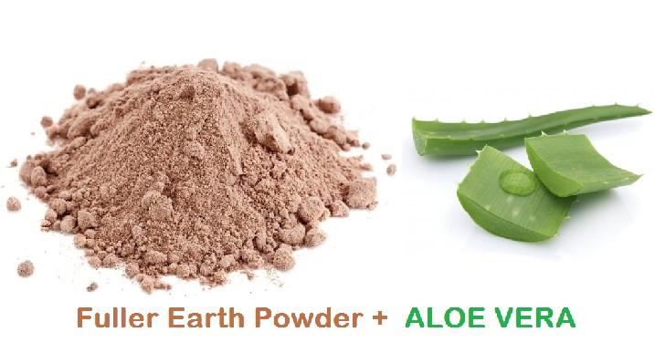 Aloe Vera Face pack 3