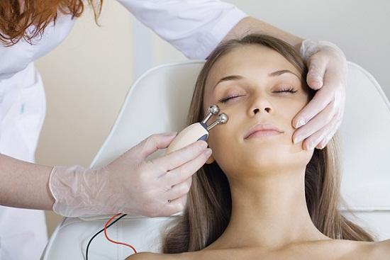 Electrical facial
