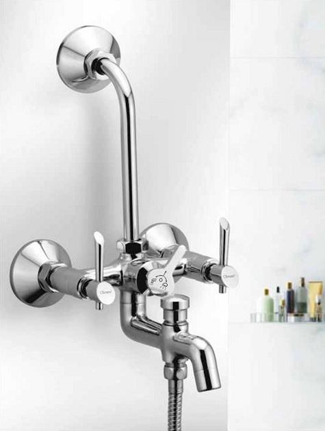 types of mixer taps