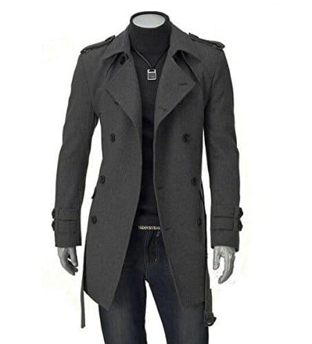 Casual Wool Blazer