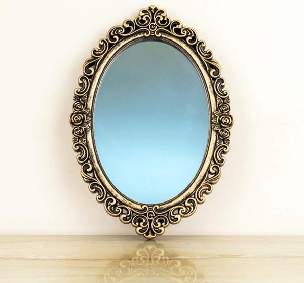 Latest oval mirror designs