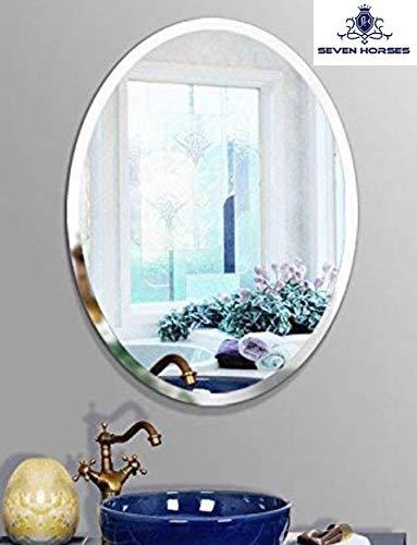 Modern oval mirror designs