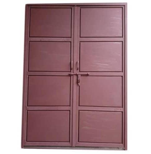 Metal Panel Door