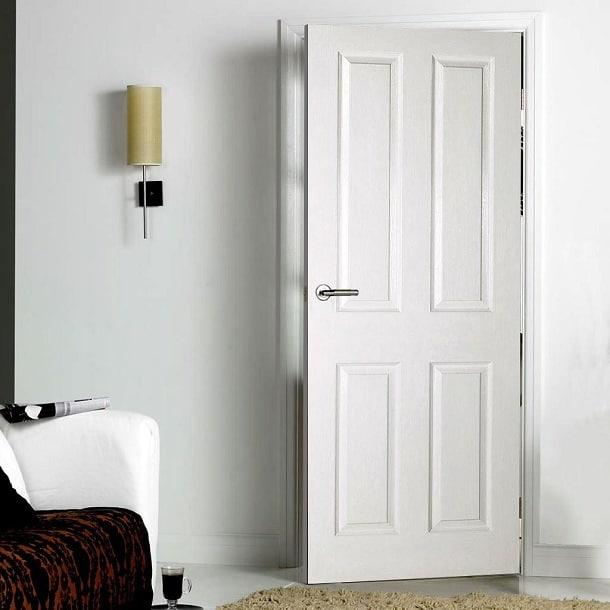 Bedroom Panel Doors