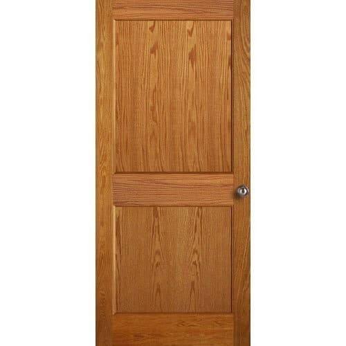 Plywood Panel Door
