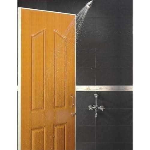 Bathroom Door Panel