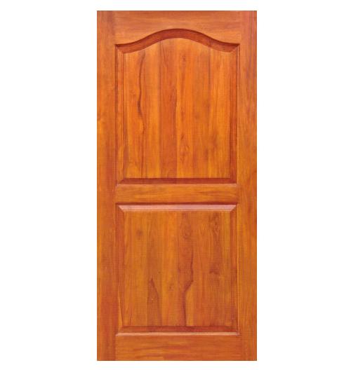 Wooden Panel Door Design