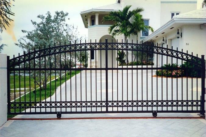 Steel Security Gate Designs