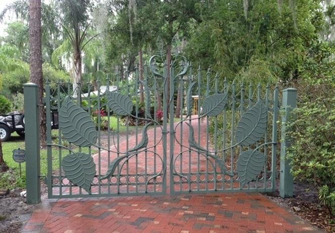 Custom Security Gates