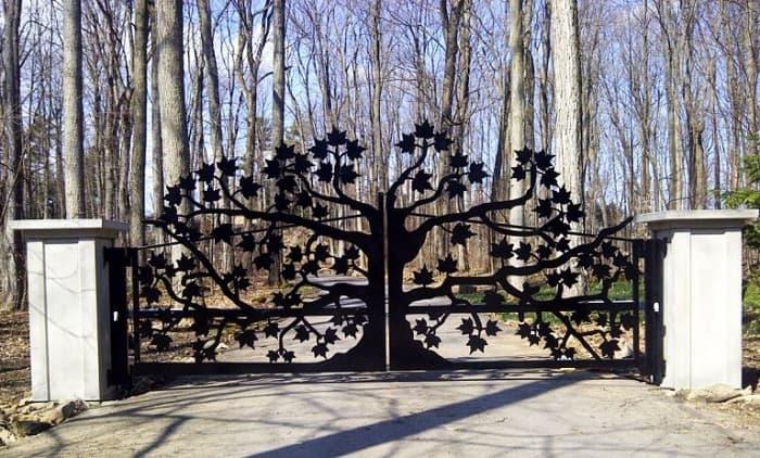 Decorative Security Gate Designs