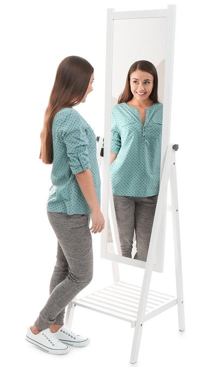 standing mirror designs