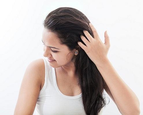Hair Oily Style