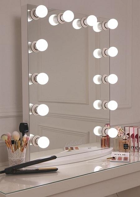 Latest Vanity Mirror Designs