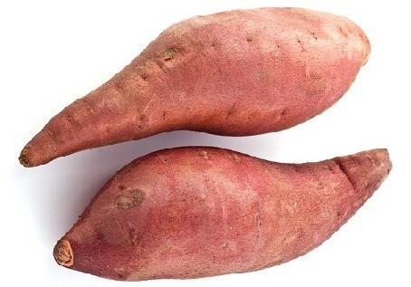 Sweet Potatoes For Glowing Skin