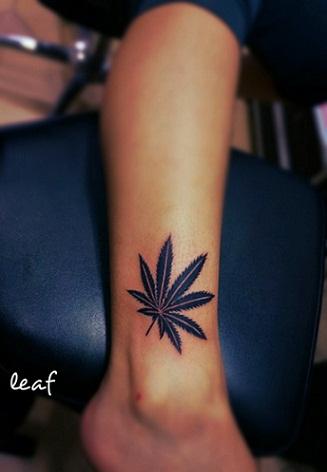 weed tattoos6