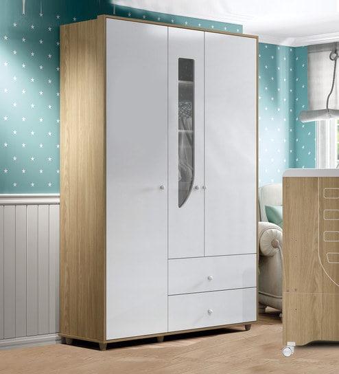 Modern White Wardrobe Designs