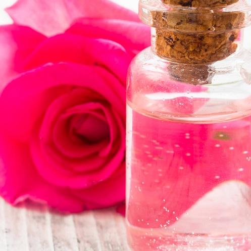 Rose Water to Treat Dark Circles in Kids