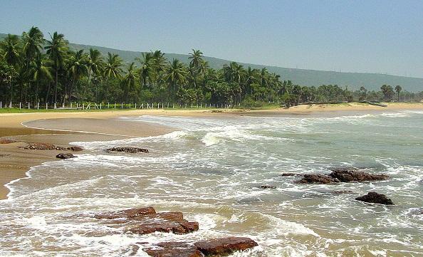 Yarada Beach, Vishakapatnam, Andhra Pradesh