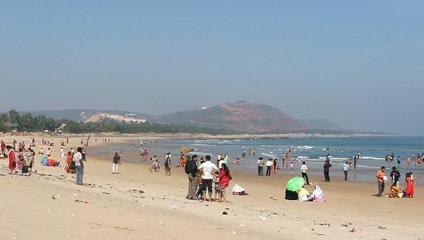 Rishikonda Beach Vishakapatnam, AP