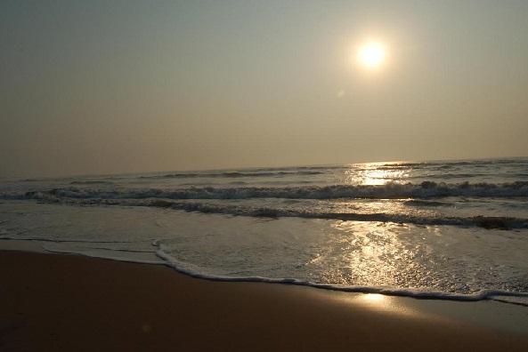 Kalingapatnam Beach, Srikakulam, Andhra Pradesh