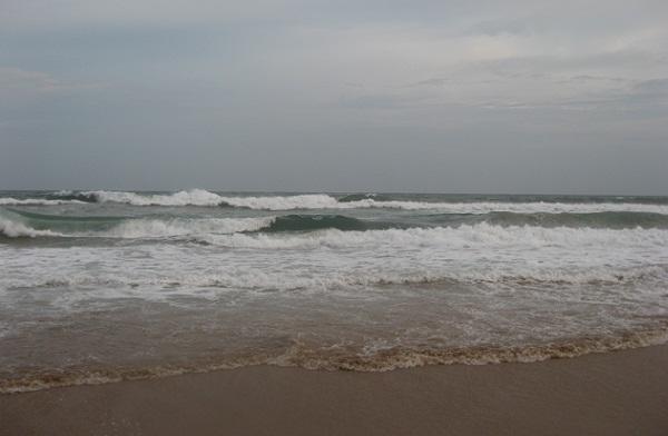 Motupalli Beach Prakasham district, Andhra Pradesh