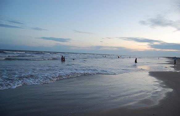 Manginapudi Beach, Krishna district, Andhra Pradesh