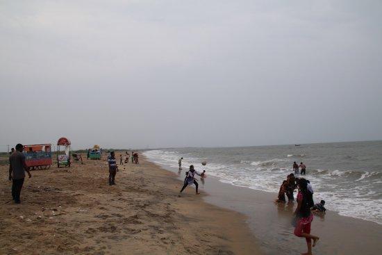 Kakinada Beach, East Godavari district, AP