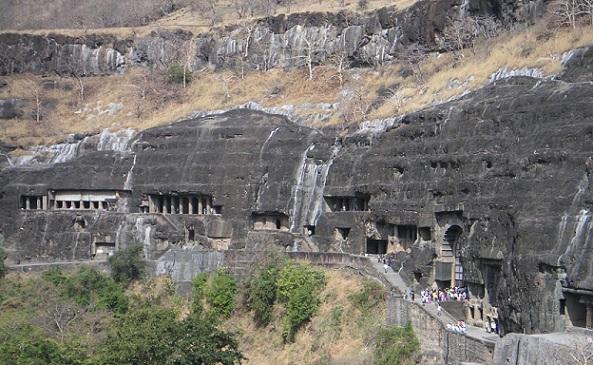 Ajanta-Caves_Aurangabad-Tourist-Places
