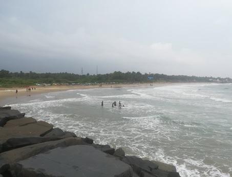 The Quintessential Quiet Beach