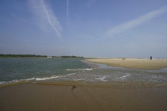 Veerampattinam Beach in Pondicherry