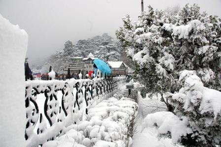honeymoon places in shimla