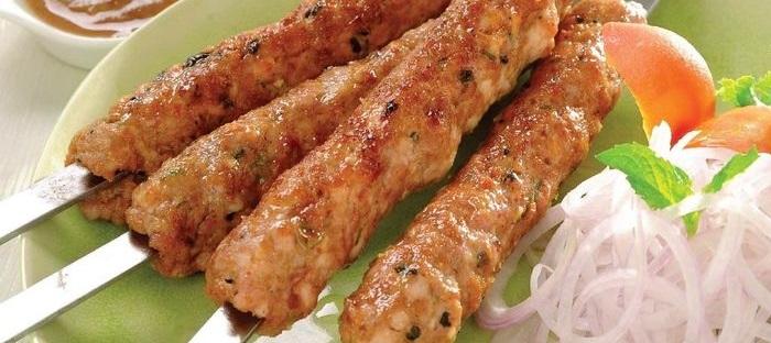 Non veg street food in delhi
